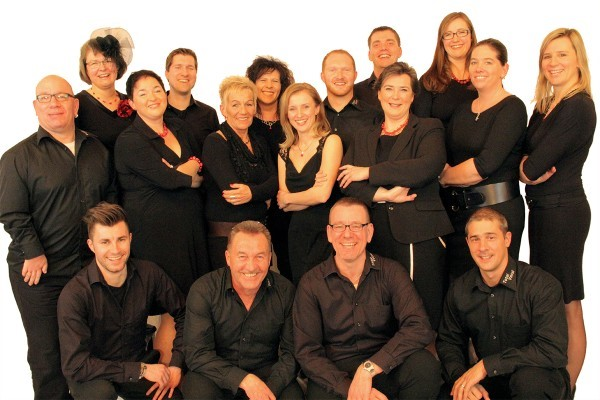 "Adventliches Konzert mit dem Chor ""Total Vocal"""